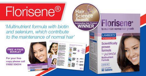 Developed by healthcare professionals - Florisene Feature