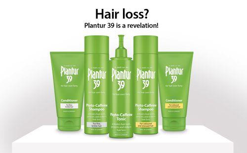 Plantur39 Phyto-Caffeine Shampoo