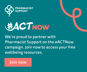 THE PHARMACY SHOW SUPPORT ACTNOW CAMPAIGN