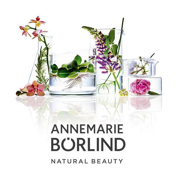 ANNEMARIE BÖRLIND Natural Beauty, cosmétique naturel primé depuis1959