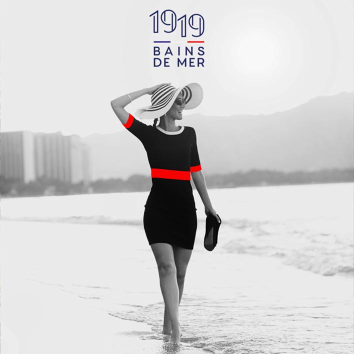 1919 Bains de mer, les bienfaits de l'eau de mer enfin disponibles en pharmacie et parapharmacie
