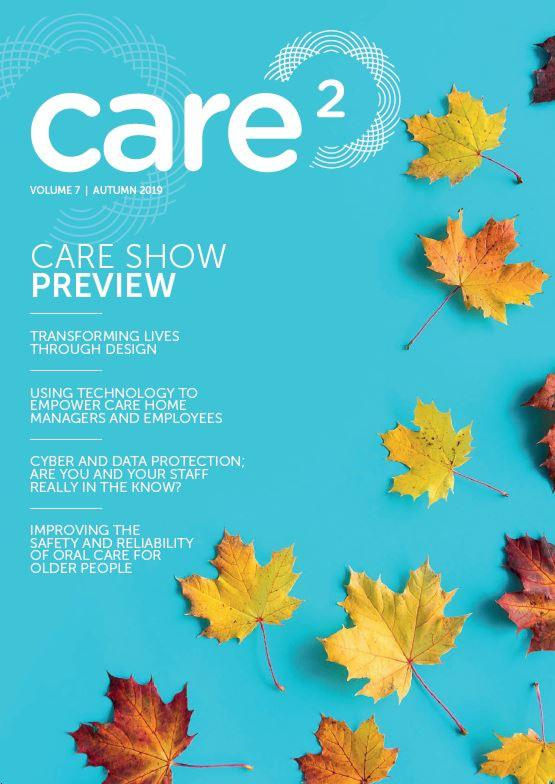 Care² Magazine, Volume 7 - Autumn 2019