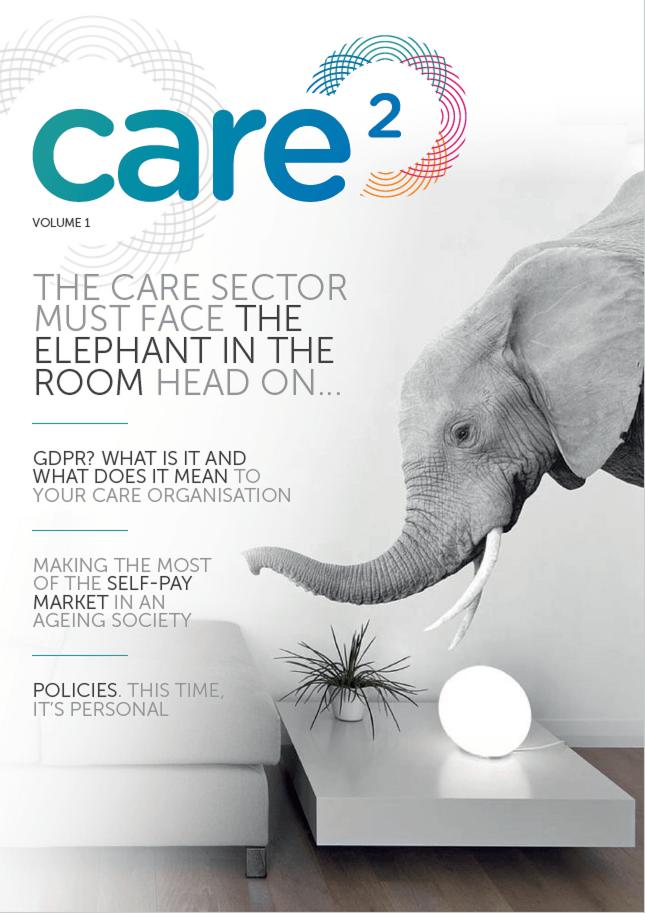 Care² Magazine, Volume 1 - Spring 2018