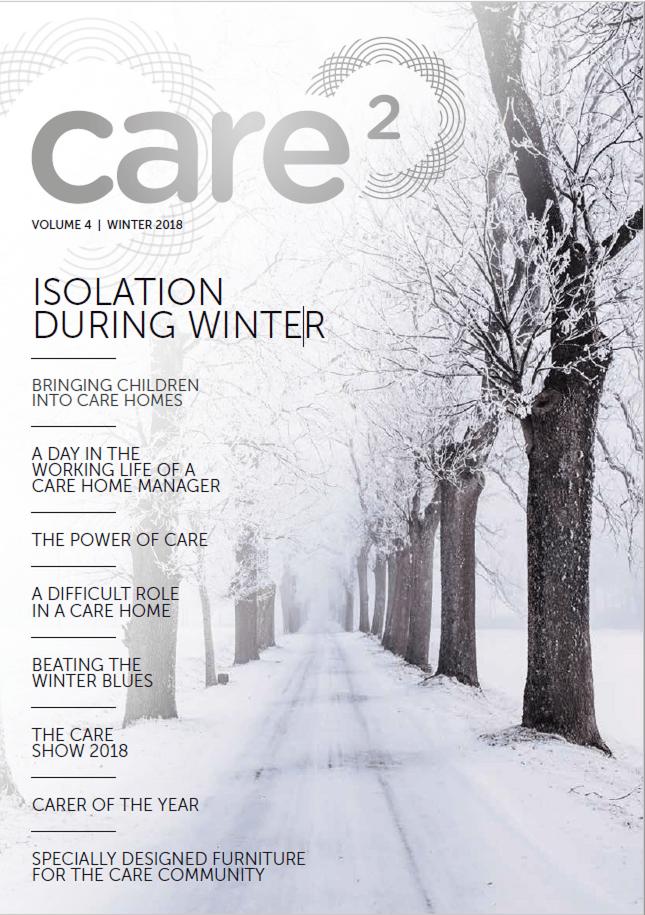 Care² Magazine, Volume 4 - Winter 2018