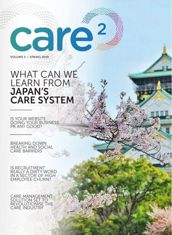 Care² Magazine, Volume 5 - Spring 2019