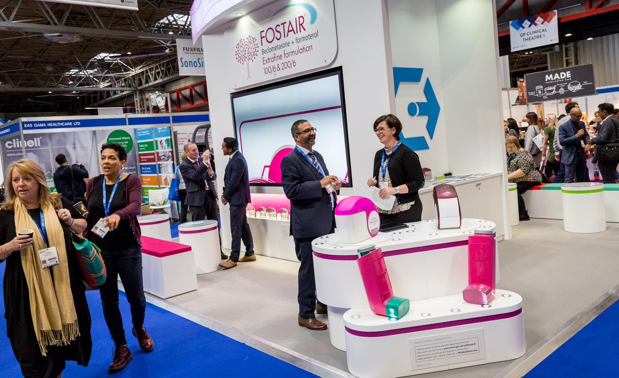 CloserStill launches new dedicated respiratory conference and exhibition