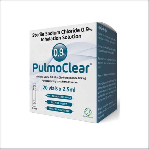 PulmoClear Complete Range