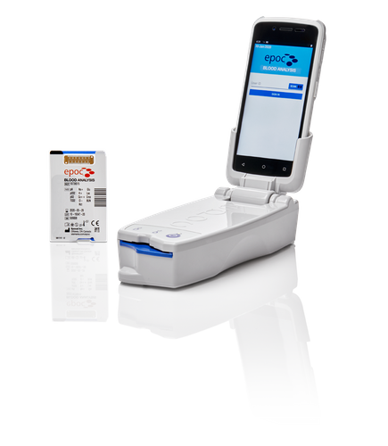 epoc® NXS Blood Analysis System