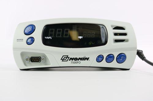 Nonin 7500 Tabletop Pulse Oximeter