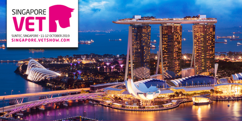New Veterinary Conference and Exhibition in the heart of Singapore!