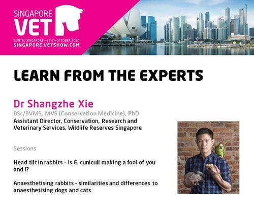 Speaker in the Spotlight: Dr Shangzhe Xie