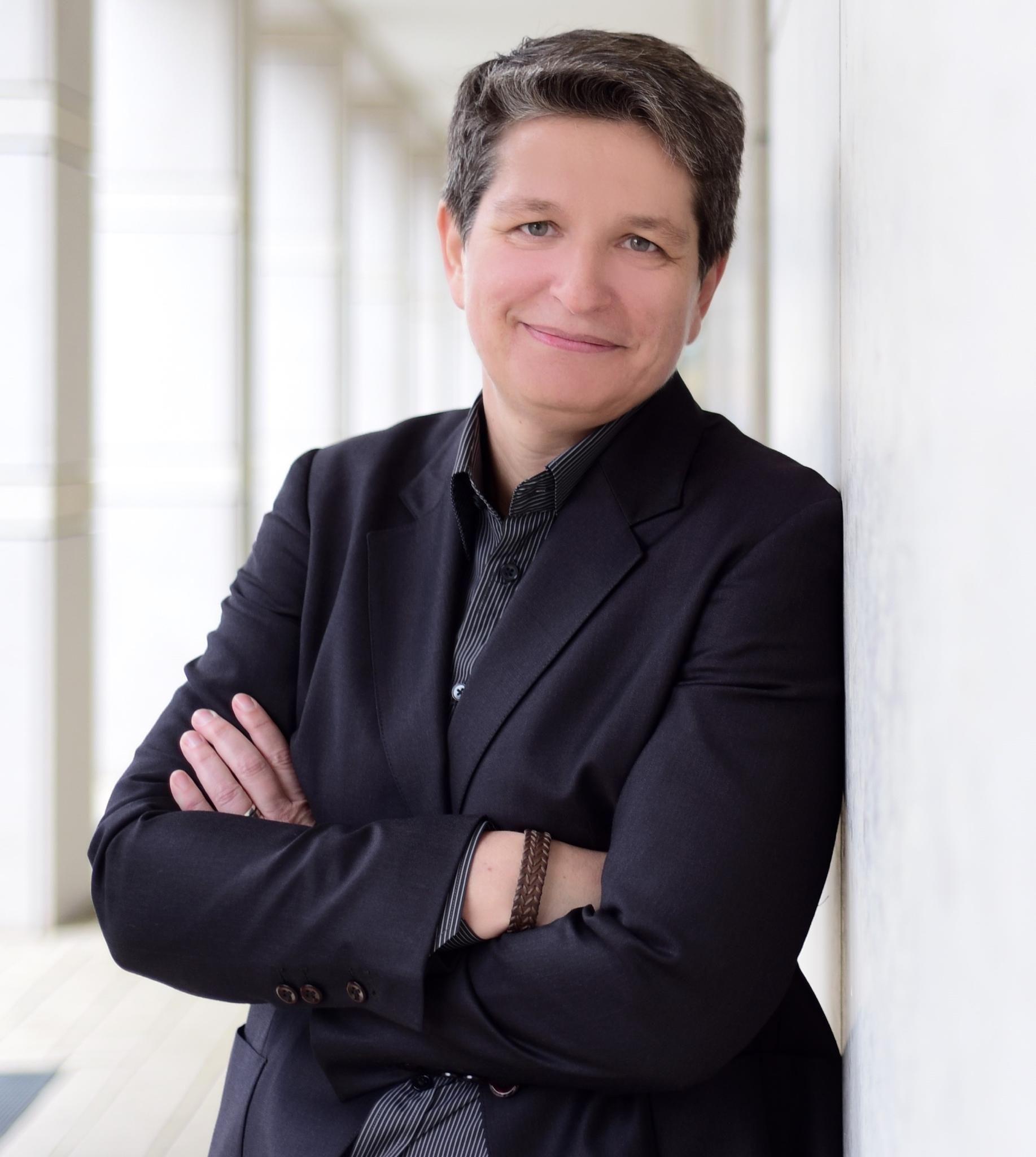 Claudia Plattner