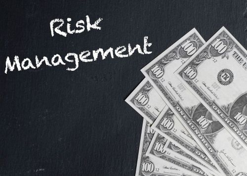 Risk management isn't all about defense
