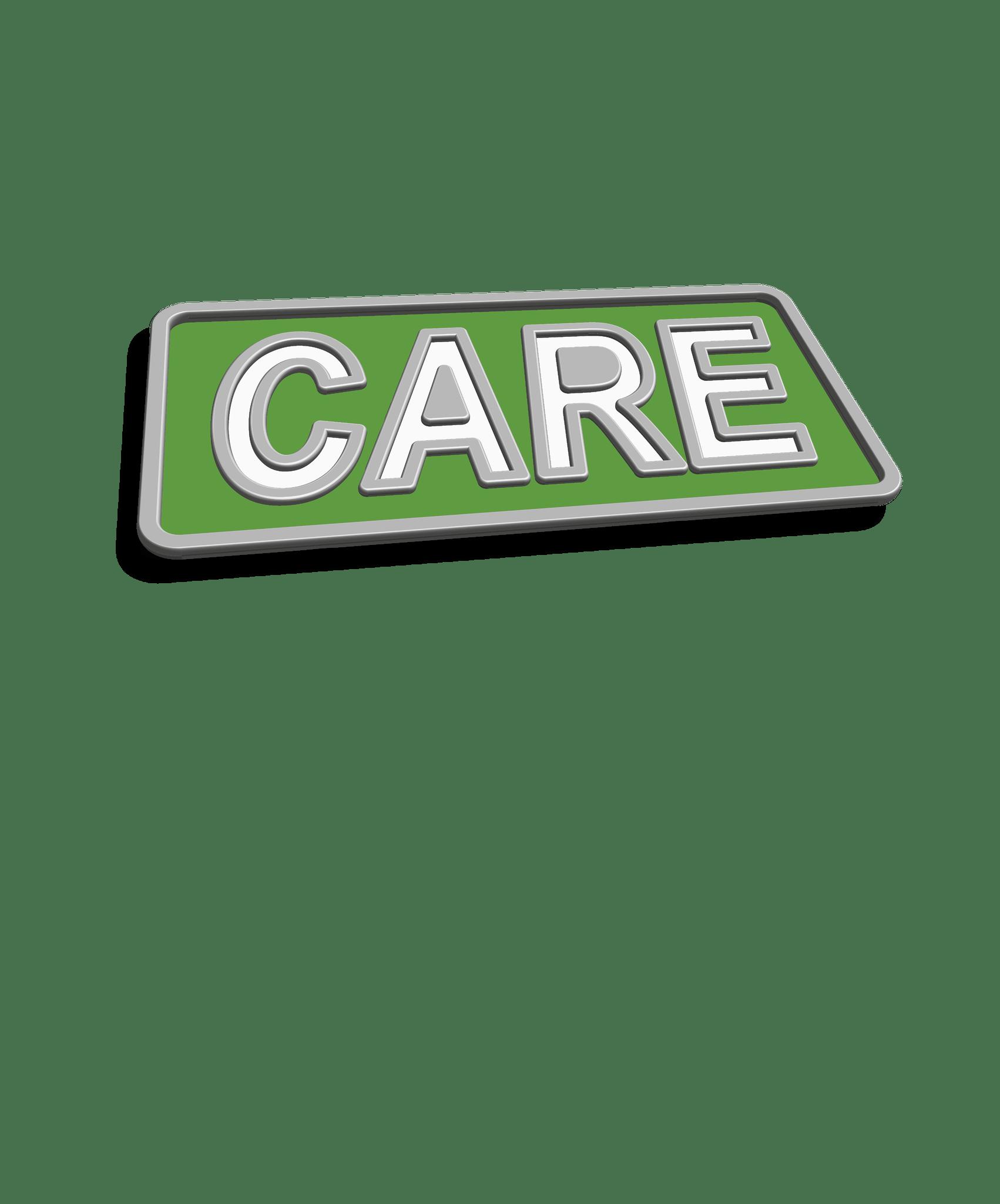 Care-badge-logo