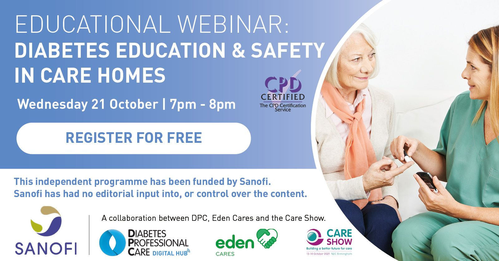 Our latest webinar