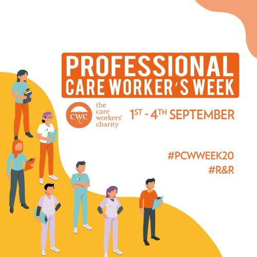 The Care Workers' Charity Launches Professional Care Workers Week