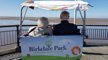 It's the Great Escape! - Birkdale Park Nursing Home Take Residents on Mass Breakout!
