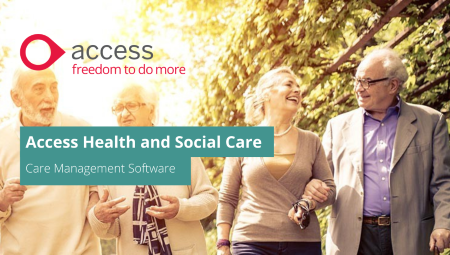 Access will be exhibiting at the Virtual Care Festival this month