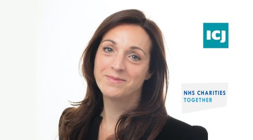 Channelling national support to the frontline: NHS Charities Together