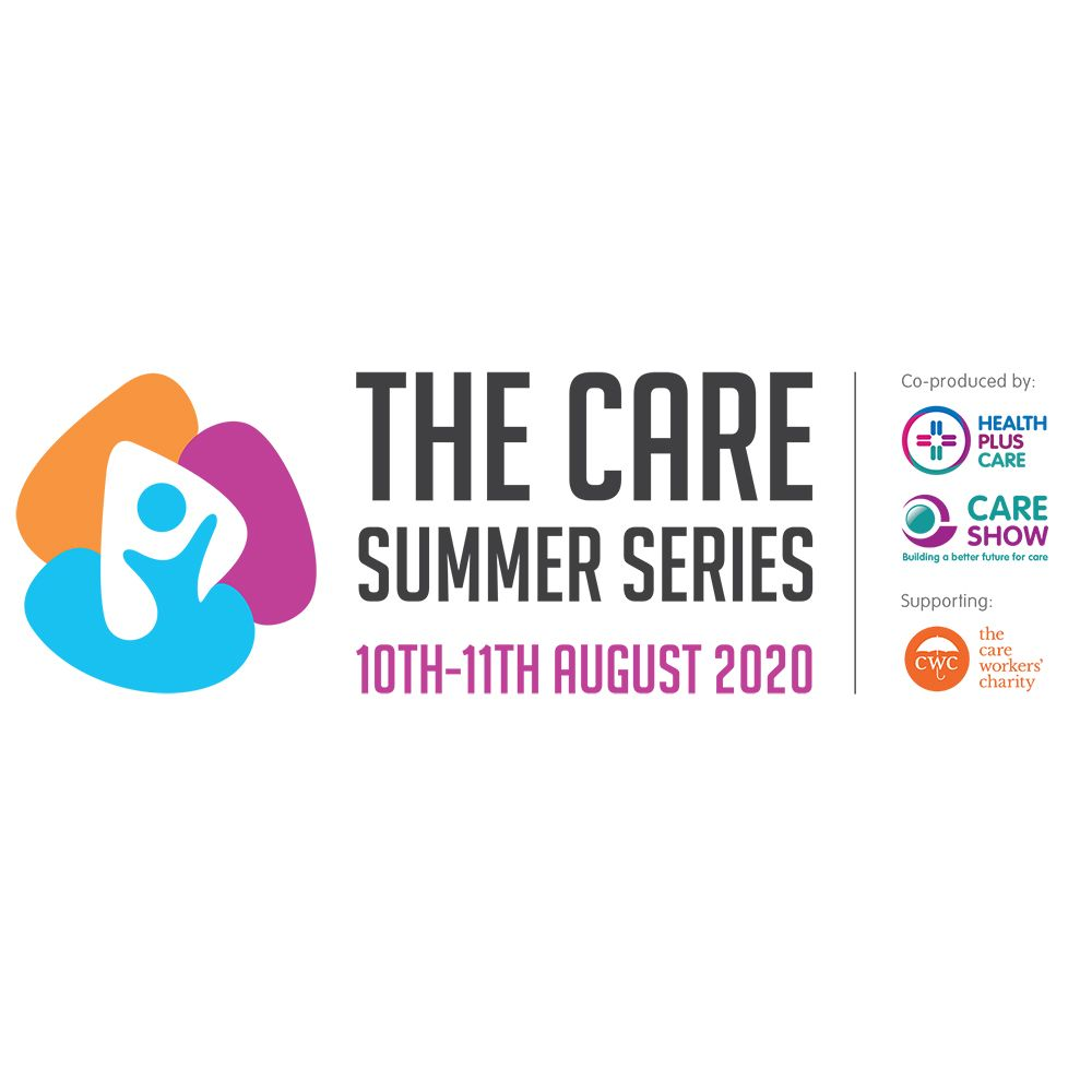 The Care Summer Series Announced - a Free Virtual Event for the Care Sector this August