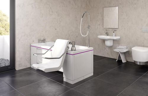 Gainsborough to showcase class-leading, ultra-efficient and antimicrobial Gentona bath at Care Show