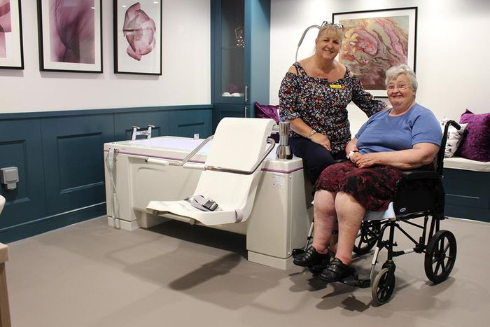 Preventing care home falls and enhancing resident safety with specialist bathroom solutions