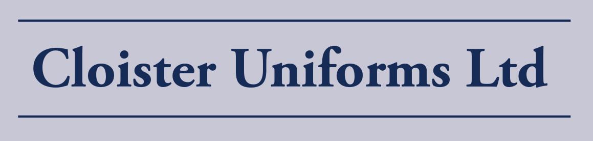 Cloister Uniforms Ltd