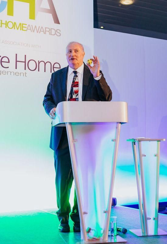 Care Home Awards 2021 – Firming Up Plans for September 10th