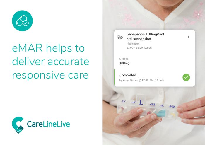 CareLineLive Improves Communication and helps deliver better care