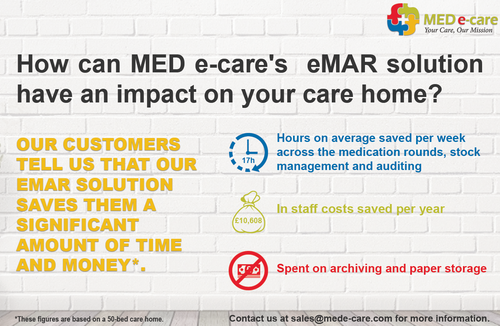 Well Pharmacy offers outstanding integrated care by partnering with MED e-care