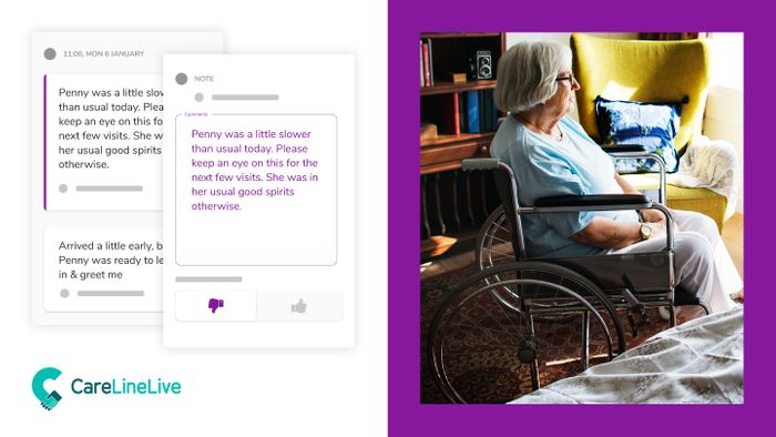 Completing the Circle of Care: How technology is connecting families and carers