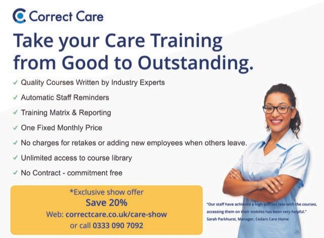 Training in the Care Sector: Time for a change?