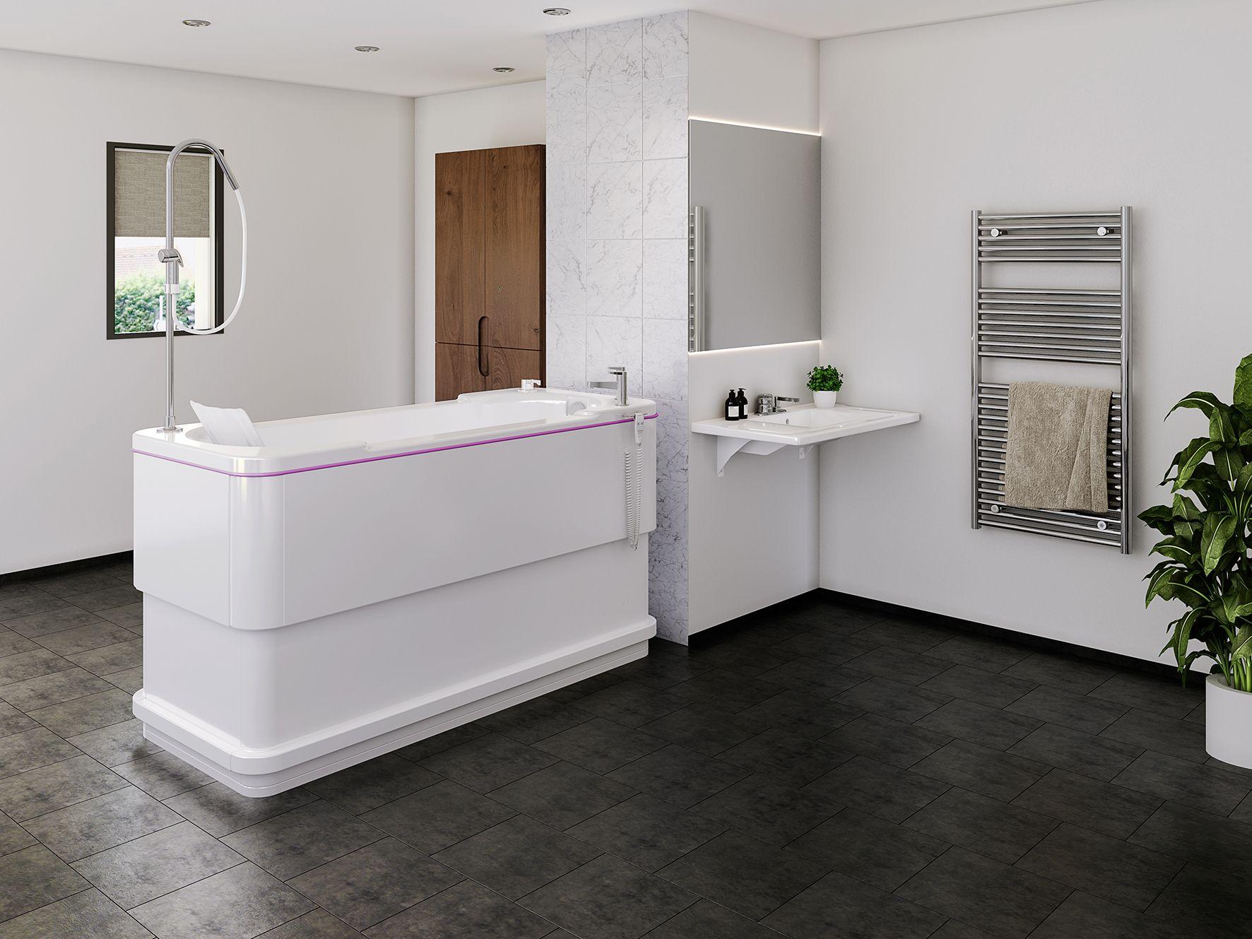 Gainsborough launches specialist Oraya platform bath for advanced spinal stability