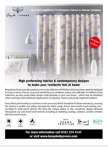 High performing fabrics and contemporary designs to make your residents feel at home