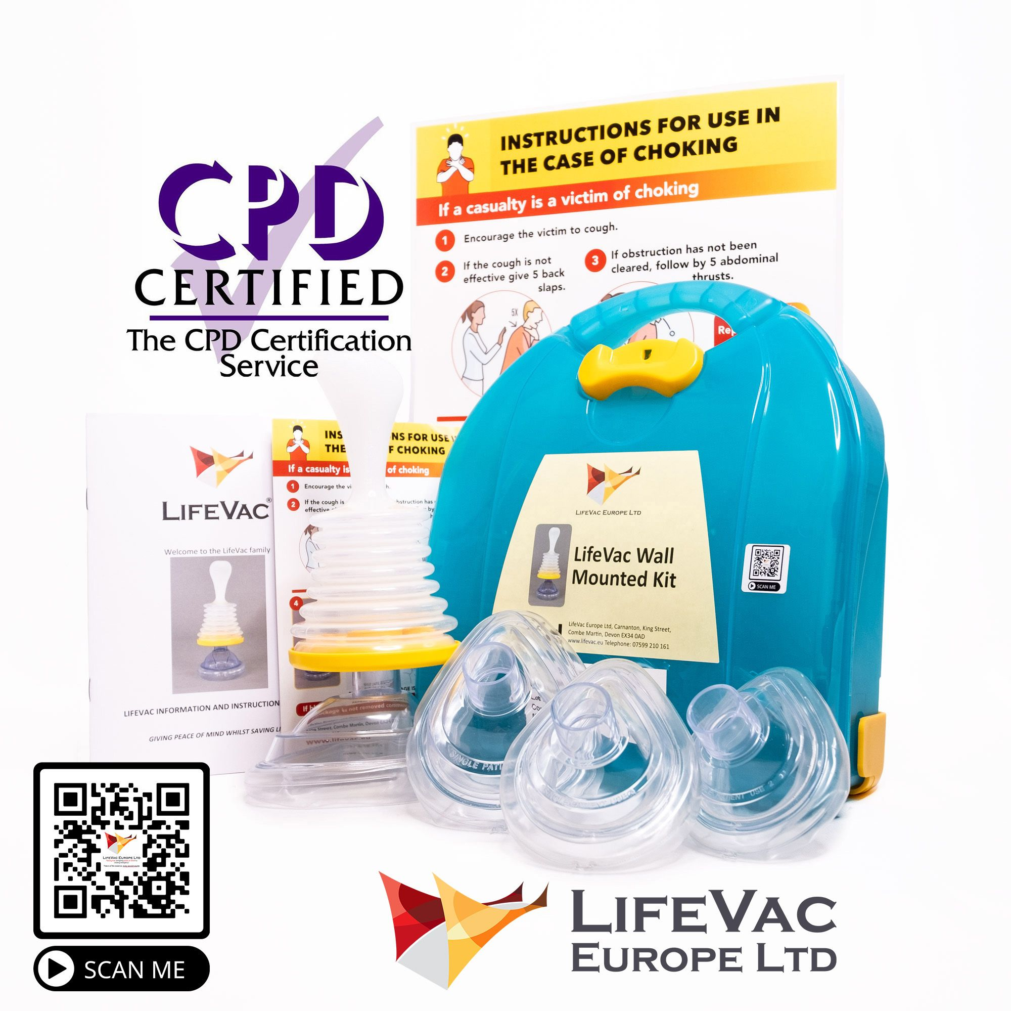 LifeVac Europe Limited
