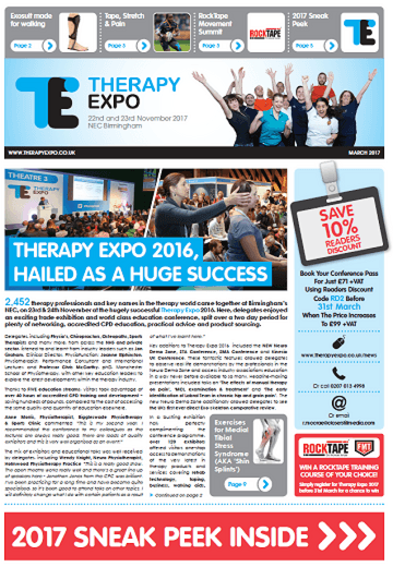 Therapy Expo Newspaper