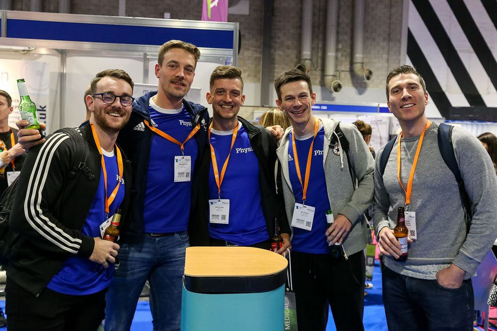 Some of our favourite moments from last year's Therapy Expo