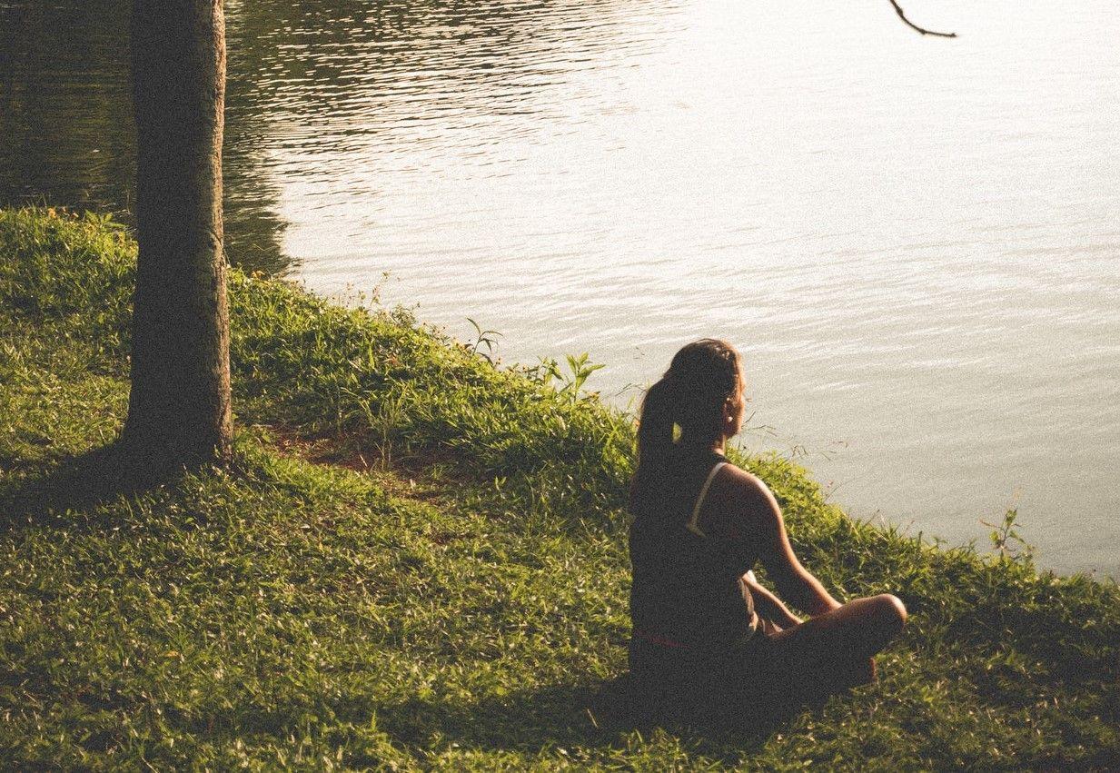 De-stress: Meditation for beginners