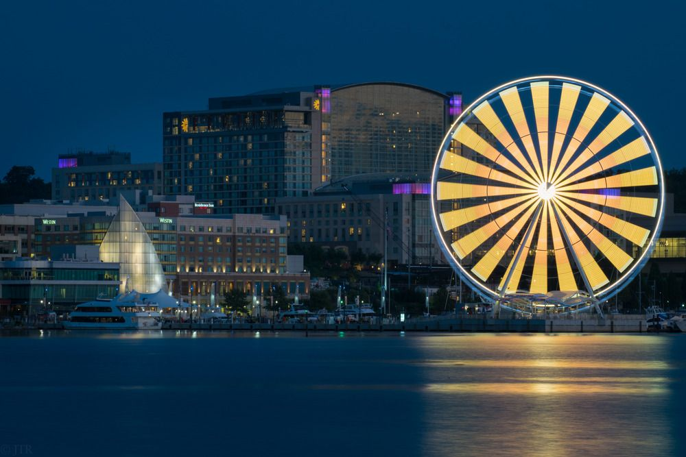 Ride the Capital Wheel