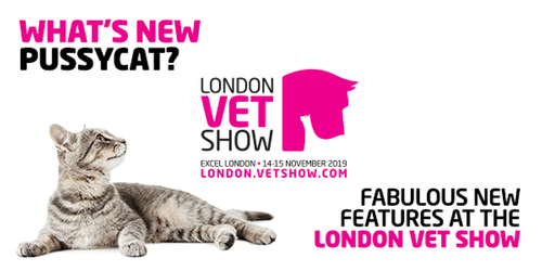New features at the London Vet Show ?