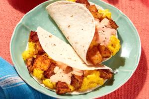 bfast tacos