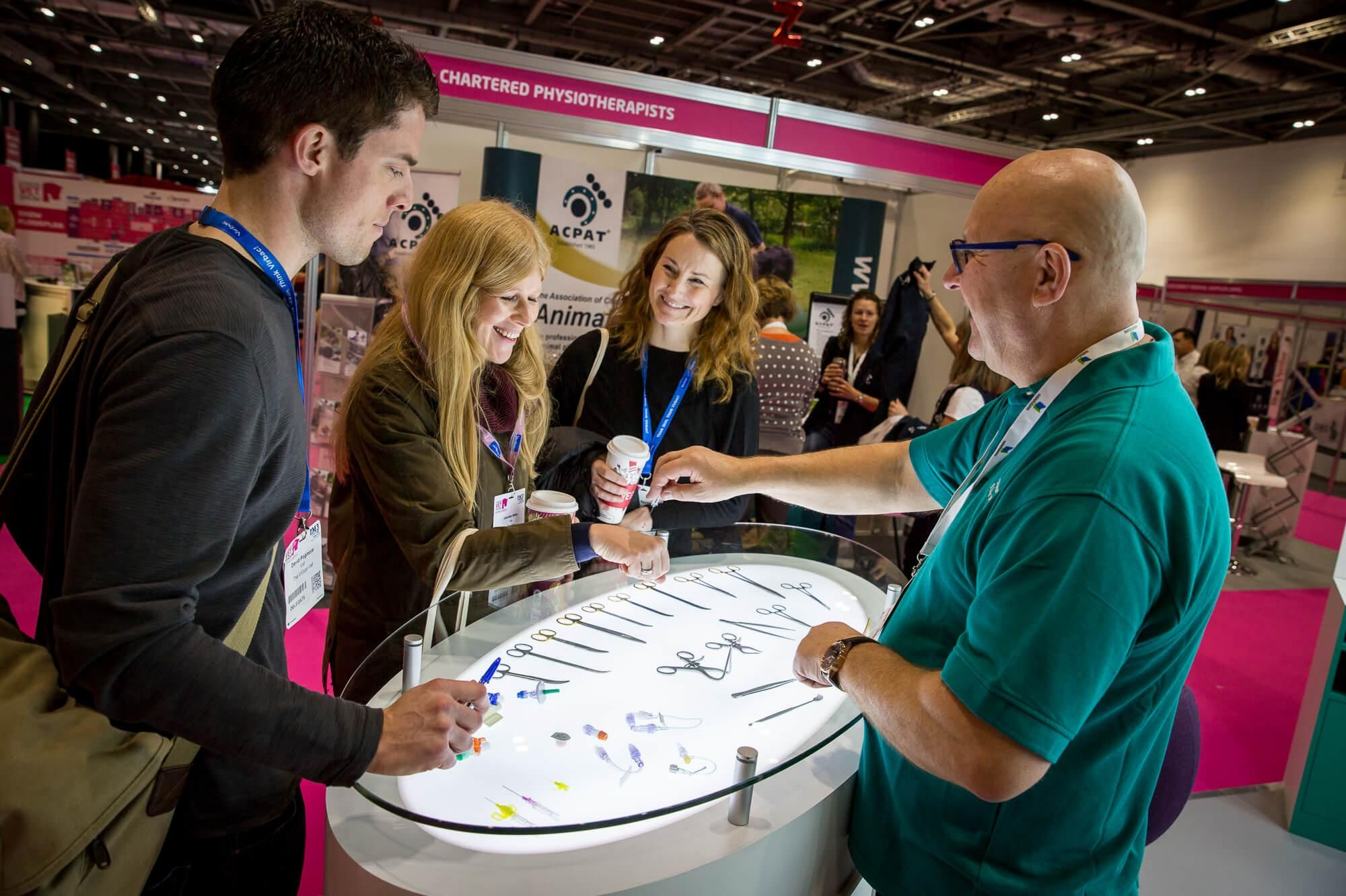 If you sell to the veterinary sector, you need to be at BVA Live
