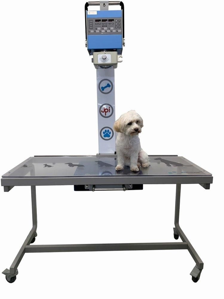 Complete Direct Digital X-ray System with X-ray table and X-ray generator