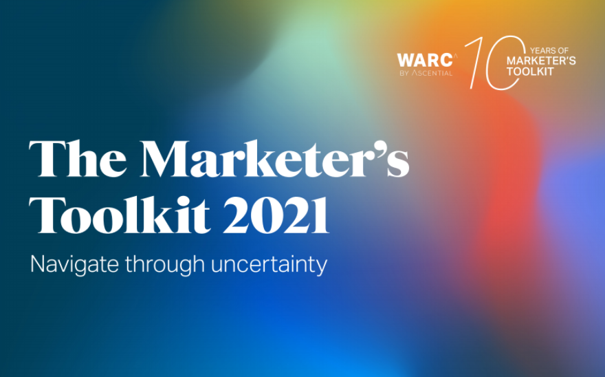 Navigate through uncertainty with the Marketer's Toolkit 2021