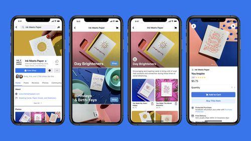 Facebook Shops: