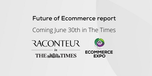 Future of Ecommerce special report to be published in The Times