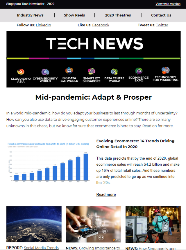 Mid-pandemic: Adapt & Prosper