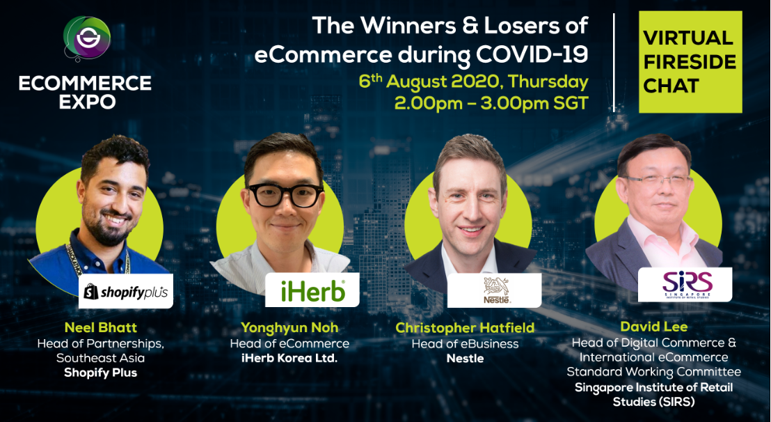 Winners & Losers of eCommerce in COVID-19