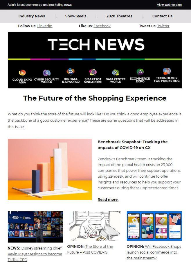 The Future of the Shopping Experience
