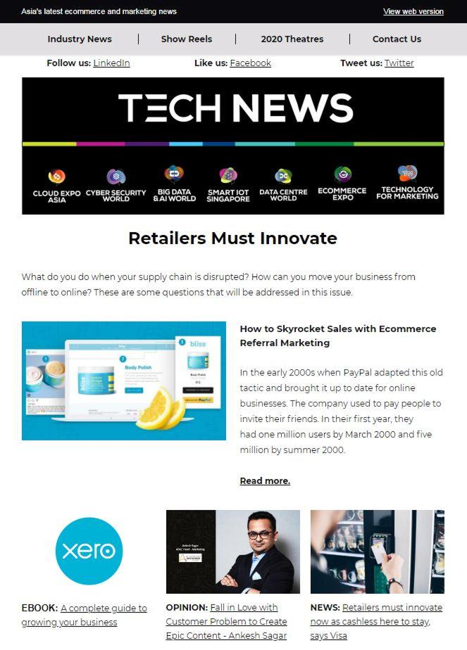 Retailers Must Innovate